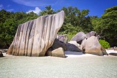 Seychelles Foto de Stock Royalty Free