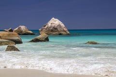 Seychelles Imagenes de archivo