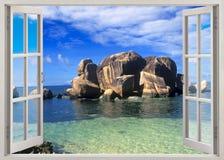 seychelles Fotografie Stock