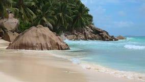 seychelles stock footage