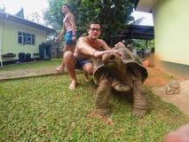 seychelles Photo libre de droits