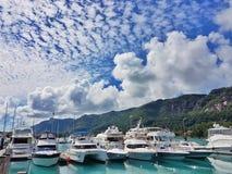 seychelles Royaltyfria Foton