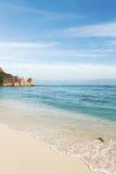 Seychelles. Isla de Digue del La. imágenes de archivo libres de regalías
