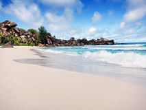 Seychelles island Stock Photo