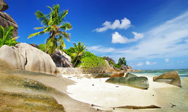 Seychelles islands Stock Photography