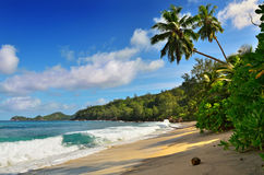 Seychelles islands Stock Photos