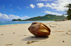 Seychelles islands Royalty Free Stock Image