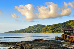 Seychelles islands Royalty Free Stock Photo