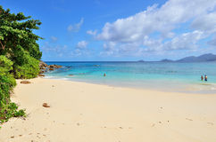 Seychelles islands Royalty Free Stock Images