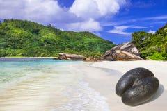 Seychelles islands Royalty Free Stock Photography