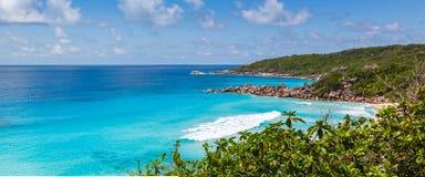 Seychelles, La Digue island Stock Image
