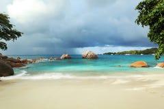 Seychelles seascape. Stock Images