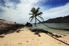 Seychelles seascape. Stock Photos