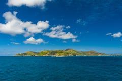 Seychelles. Beautiful place Mahe island Royalty Free Stock Image