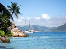 Seychelles wyspy Obrazy Royalty Free