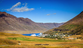 Seydisfjordur, Iceland Royalty Free Stock Images