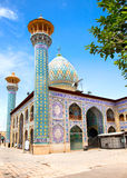 Seyed Alaedin Hossein Shrine, Shiraz Royalty Free Stock Photos