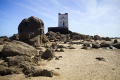 Seymour Tower, Jersey, UK Stock Photos