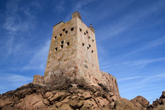 Seymour Tower, Jersey, UK Royalty Free Stock Image