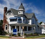Seymour Victorian House lizenzfreies stockfoto