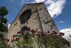 Seyne (Франция) Церковь стоковое фото