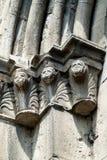 Seyne (Франция) Церковь стоковые изображения