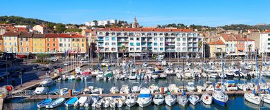 Seyne Sur Mer, Frankrike Royaltyfri Foto