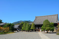 Seyryo Buddhist temple, Kyoto, Japan Stock Photos