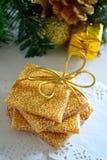 Sezamowi cukierki Zdjęcia Royalty Free