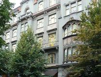 Sezessionshaus Stockbild