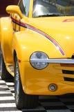 Sezione dell'automobile Immagini Stock