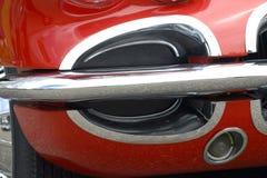 Sezione dell'automobile Immagine Stock