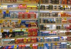 Sezione della droga Immagini Stock Libere da Diritti
