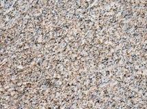 Sezione di struttura naturale del granito Immagini Stock