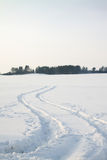 sezon zima Zdjęcia Royalty Free