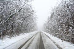 sezon zima Zdjęcie Royalty Free