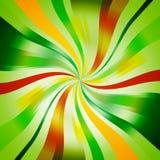 sezonowa tło spirala Obraz Stock