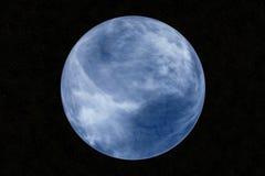 Sfär för planetjordtextur Arkivbild