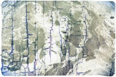 Sfär - textur från gatorna Royaltyfri Foto