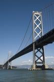 SF Bay Bridge Royalty Free Stock Photos
