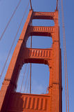 SF Golden Gate. San Francisco Golden Gate royalty free stock photo