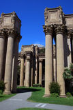 SF Palace of Fine Arts_II. Palace of Fine Arts, San Francisco, California. Built in 1915 for the Panama-Pacific International Exposition Stock Photo