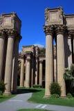 SF paleis van Fijne Arts_II stock foto