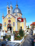 Sf Parascheva, Roumanie Image libre de droits