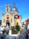 Sf Parascheva, Rumania Imagen de archivo libre de regalías