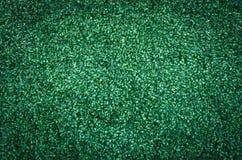 Sfałszowana Plastikowa Zielona roślina fotografia stock