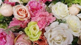 Sfałszowani kwiaty obrazy stock