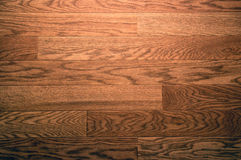 Sfałszowany drewniany posadzkowy tło Obrazy Royalty Free