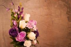 Sfałszowani kwiaty Fotografia Royalty Free