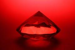 Sfałszowany diament fotografia royalty free